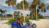 Motorcycle Tour of Sunshine Skyway Bridge, Tampa, Motorcycle Tours