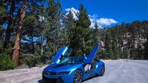 BMW i8 Angeles Forest Tour, Los Angeles, City Tours