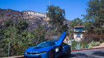 BMW i8 Hollywood Sign Tour, Los Angeles, City Tours