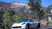 Corvette Z06 Hollywood Sign Tour, Los Angeles, City Tours
