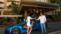 Customized Drive Tour in a BMW i8 with Hotel Pickup, Los Angeles, City Tours