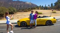 Hollywood Sign Tour BMW M-sport Convertible, Los Angeles, City Tours