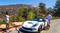 Hollywood Sign Tour Corvette Z06, Los Angeles, City Tours