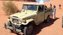 Private Tour: Wadi Rum Jeep and Camel Adventure from Petra, Petra, 4WD, ATV & Off-Road Tours