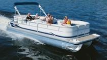 1-hour Private Pontoon Boat Rental on Lake Bryan, Orlando, Boat Rental