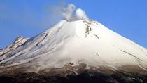 Hike to Popocatepetl Volcano from Mexico City, Mexico City