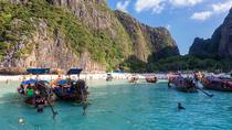 PHI PHI ISLAND OPPOSITE TURN AROUND, Phuket, Day Cruises