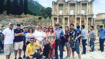 2 days tour to Ephesus and Pamukkale by flight from-to istanbul, Istanbul, Day Trips