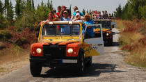 Alanya jeep Safari Tour including lunch, Alanya, 4WD, ATV & Off-Road Tours