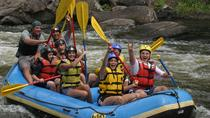 Full-day Koprulu Canyon Rafting and Canyoning Tour, Alanya, Climbing