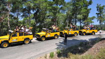 Marmaris Jeep Safari Tour included lunch, Marmaris, 4WD, ATV & Off-Road Tours