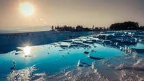 Pamukkale hot springs_Hierapolis_Cleopatra day tour from Kusadasi included lunch, Kusadasi, Thermal ...