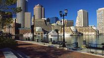 Boston Shore Excursion: JFK Library and Boston Trolley Tour, Boston, null