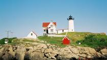 Maine Day Trip from Boston: Lobster Bake, Nubble Lighthouse and Kittery Outlets, Boston, Christmas