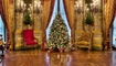 Newport Mansions an Weihnachten: The Breakers und Marble House, Boston