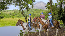 Horseback Riding Tour by the Arenal Volcano River, La Fortuna, Horseback Riding