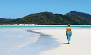Whitehaven Beach - Halbtägige Bootstour, Whitsunday Islands & Hamilton Island