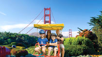 Surrey Verhuur van SF Waterfront en uitzicht op Golden Gate Bridge, San Francisco, Bike & Mountain Bike Tours