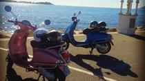 Cannes Vespa Guided Tour Food and Wine tasting, Cannes
