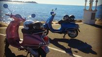 Cannes Vespa Guided Tour, Cannes, Vespa, Scooter & Moped Tours
