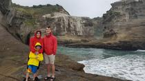 Family Adventure Day Trip to Black Sand Beaches from Auckland, Auckland, 4WD, ATV & Off-Road Tours