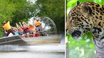 Airboat Adventure & Belize Zoo Wildlife Adventure, Belize City, 4WD, ATV & Off-Road Tours