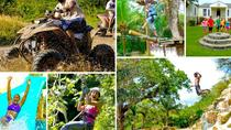 Ultimate Thrill Seekers Pass & Adventure Falls, Montego Bay, 4WD, ATV & Off-Road Tours