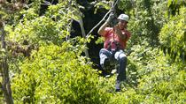 Zipline, Tubing and ATV Safari Adventure from Montego Bay, Montego Bay, Ziplines