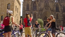 Halvdagstur på cykel i Barcelona, Barcelona, Bike & Mountain Bike Tours
