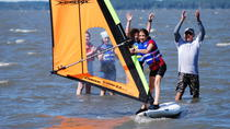 Windsurfing Lesson on Rehoboth Bay, Rehoboth Beach, Surfing & Windsurfing