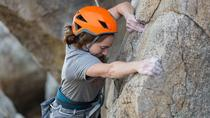 Mendip Hills Rock Climbing and Hiking Tour, Bristol, Climbing