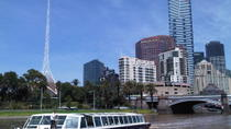 Half-Day Melbourne City Tour Including Yarra River Cruise From Melbourne, Melbourne, Bus & Minivan ...