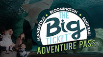 The Big Ticket Adventure Pass: Minneapolis - Bloomington - St Paul - Mall of America Attractions, ...