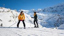 Ski Experience on Mt Titlis, Swiss Alps, Hiking & Camping