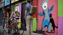 Private Tour: London National Gallery and East End Street Art Tour, London, City Tours
