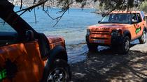 Adventure Tour and Private Speedboat to Spinalonga Island - 4x4 Excursion with Land Rover, Kreta
