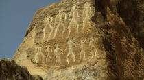 Prehistoric Stones and Unusual Volcanoes Tour from Baku, Baku