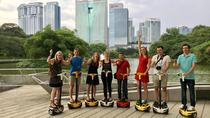 Segway Tour: Guided Eco Ride at KL Lake Gardens including Islamic Arts Museum, Kuala Lumpur, ...