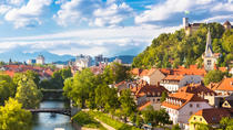 Guided Walk and Funicular Ride to Ljubljana Castle, Ljubljana, Private Day Trips