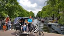 Amsterdam Rickshaw Tour, Amsterdam, Private Sightseeing Tours