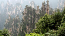 Private Tour of Zhangjiajie National Forest Park, Wulingyuan Scenic, and Historic Interest Area of ...