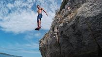 Split Deep Water Solo and Cliff Jumping Tour, Split, Climbing