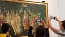 Individual Afternoon Uffizi Gallery Tour only for you, Florence, Literary, Art & Music Tours