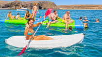 Atlantic Beach Hopping Tour with Lunch and Water Sports from Fuerteventura, Lanzarote, Sailing Trips