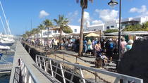 Lanzarote Market Visit and Cruise with Lunch from Fuerteventura, フェルテベントゥラ