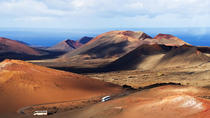 Lanzarote Volcano and Wine Region Tour from Fuerteventura, Fuerteventura, Day Trips