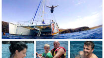 Luxury Catamaran Cruise to the Papagayo Beaches with Water Sports and Lunch, Lanzarote, Sailing ...