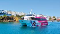 One-Way or Return Water Taxi: Puerto del Carmen-Puerto Calero, Lanzarote, Glass Bottom Boat Tours
