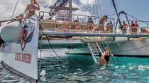 Papagayo Beaches ADULTS ONLY Catamaran Cruise with Lunch, Lanzarote, Catamaran Cruises