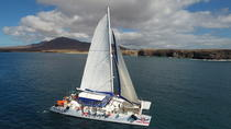 Papagayo Beaches Catamaran Cruise with Lunch without pick up service, Lanzarote, Catamaran Cruises